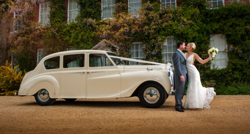 Ampfield Romsey Wedding Hampshire